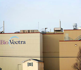 Bio Vectra at Charlottetown Airport Business Park